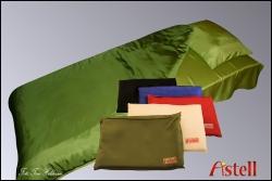 Silke sengetøy tur